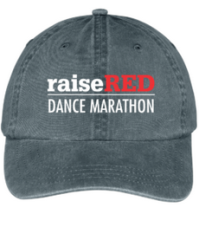 raiseRED Garment Washed Cap